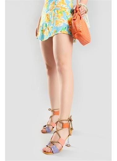 Limoya Ayakkabı Hardal